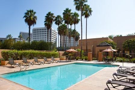 Courtyard Irvine John Wayne Airport/Orange County Outdoor Pool