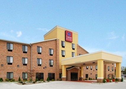 comfort suites south bend indiana hotels motels. Black Bedroom Furniture Sets. Home Design Ideas