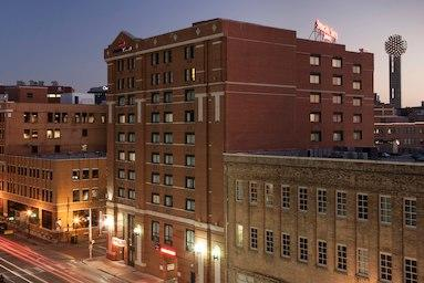 SpringHill Suites by Marriott Dallas Downtown/West End image 0