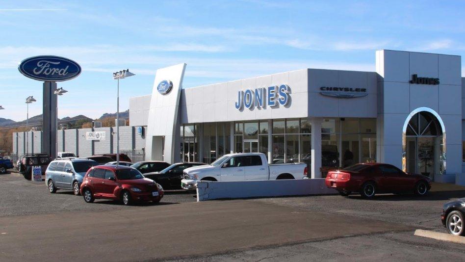 Jones Chrysler Dodge Jeep RAM image 0