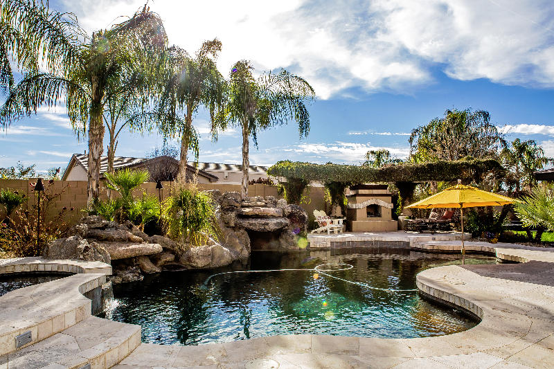 New image landscape and pools llc in mesa az 85210 for Pools in mesa az
