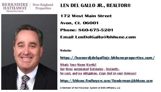 Len DelGallo Real Estate