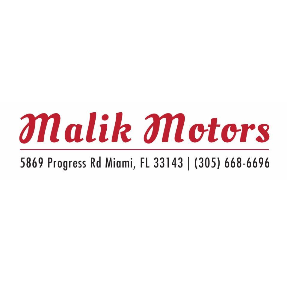 Malik Motors, Inc