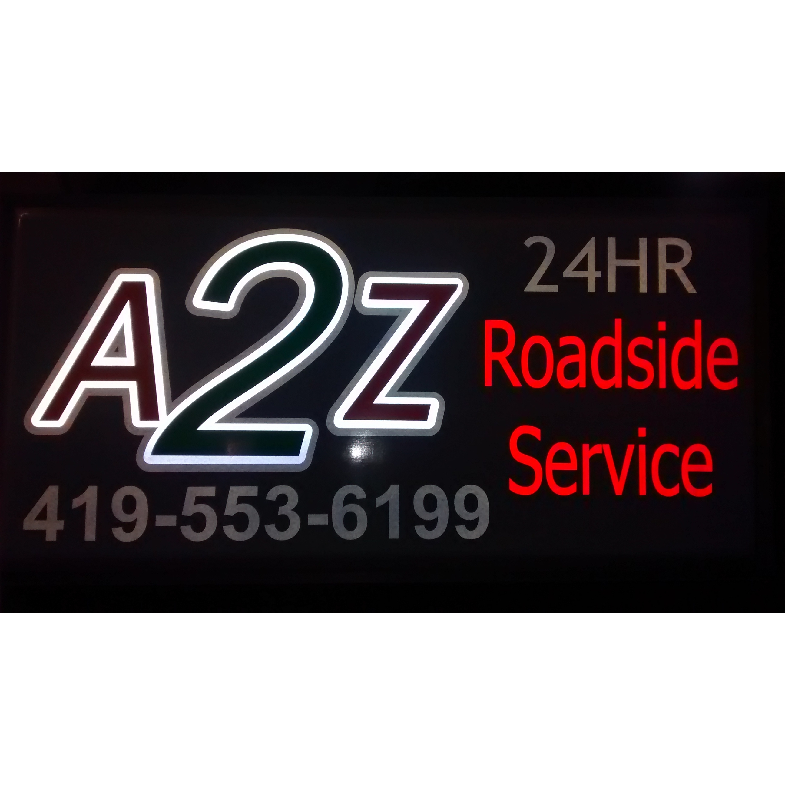 a2z 24 hrs road service llc