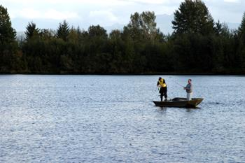 Best Western Bakerview Inn in Abbotsford: Fishing