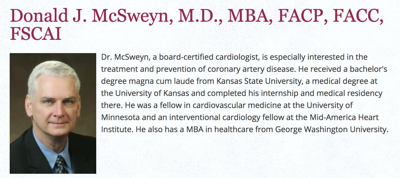 Donald J. McSweyn. M.D. image 1