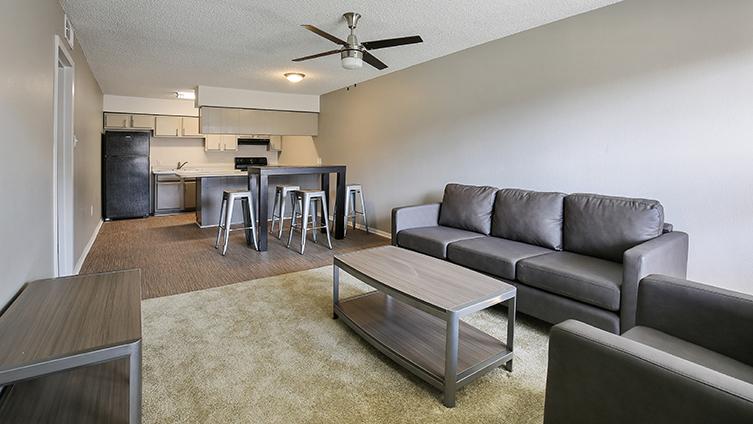 The Hub at Baton Rouge Apartment Homes image 13