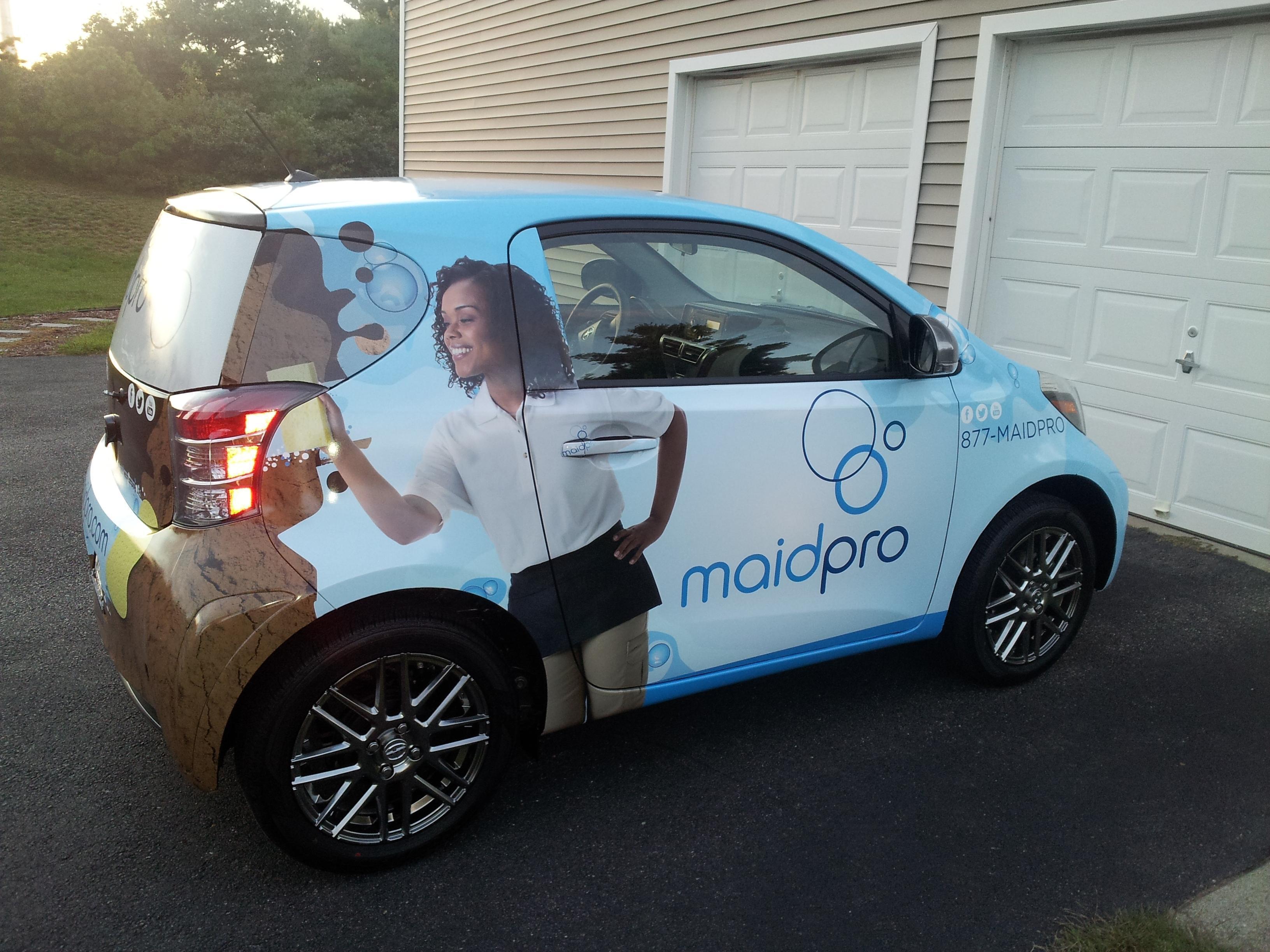 MaidPro - ad image