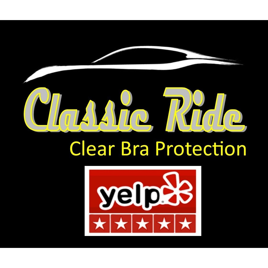 Classic Ride Clear Bra Film