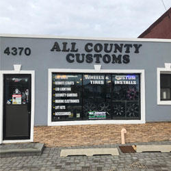 All County Customs