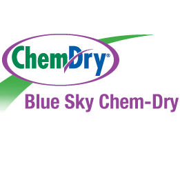 Blue Sky Chem-Dry Logo