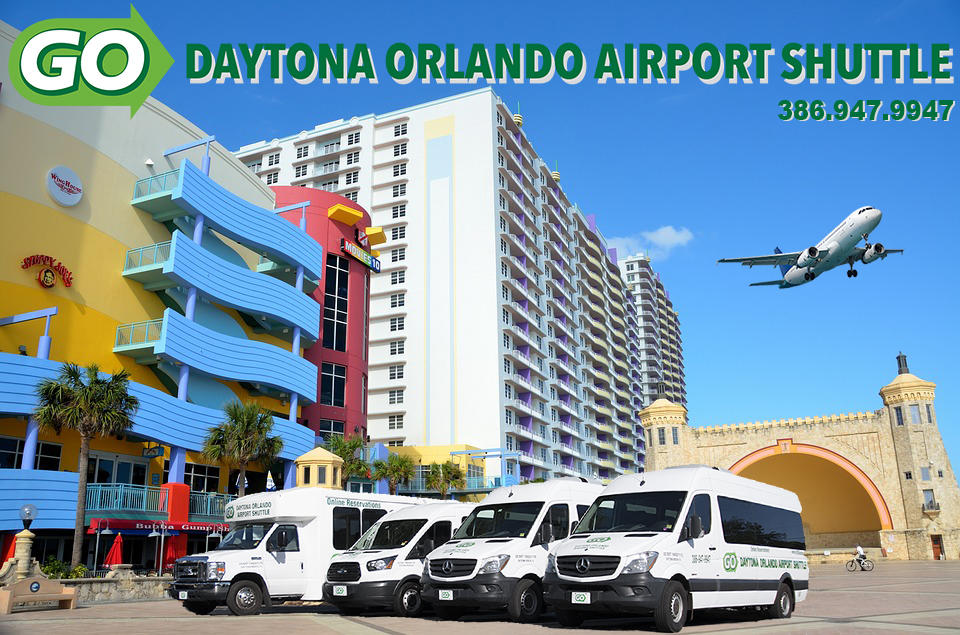 Directions From Orlando Airport To Daytona Beach Fl