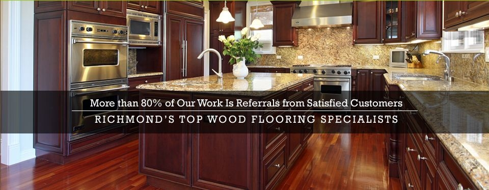 Famous David's Wood Floors Inc image 1