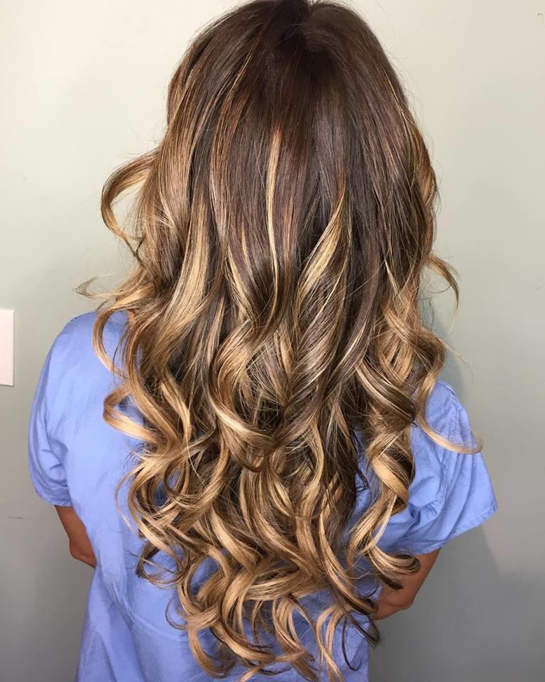 Franki Vegas Hair image 2