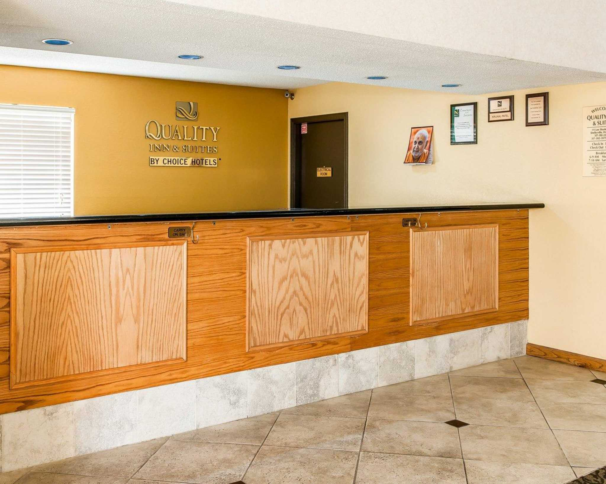 Quality Inn & Suites Shelbyville I-74 image 14