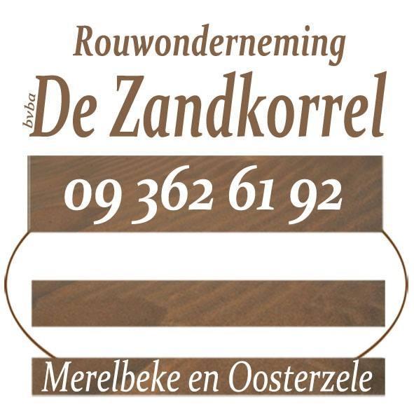 Logo De Zandkorrel - Hennaux