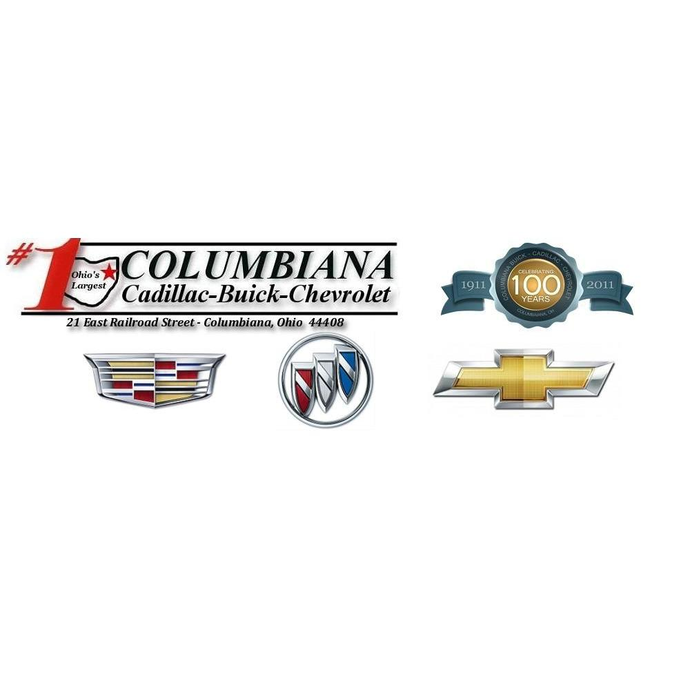 Beautiful Buick Dealer. Columbiana Buick Cadillac Chevrolet ...