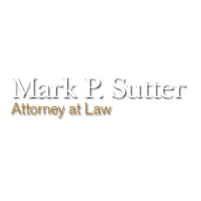 Mark P. Sutter, Attorney at Law - ad image