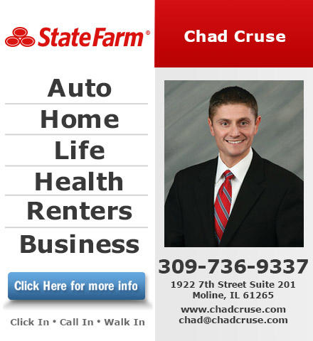 State Farm: Chad Cruse image 0