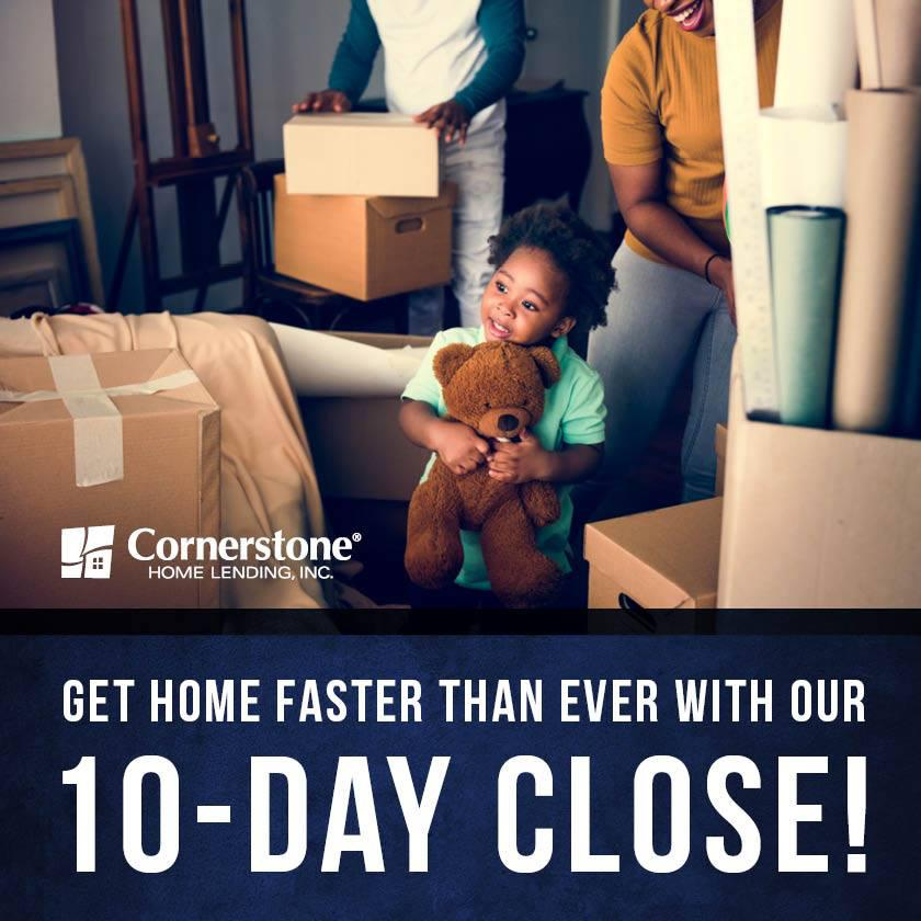 Cornerstone Home Lending, Inc. - Amy Oehler - Big Life Austin