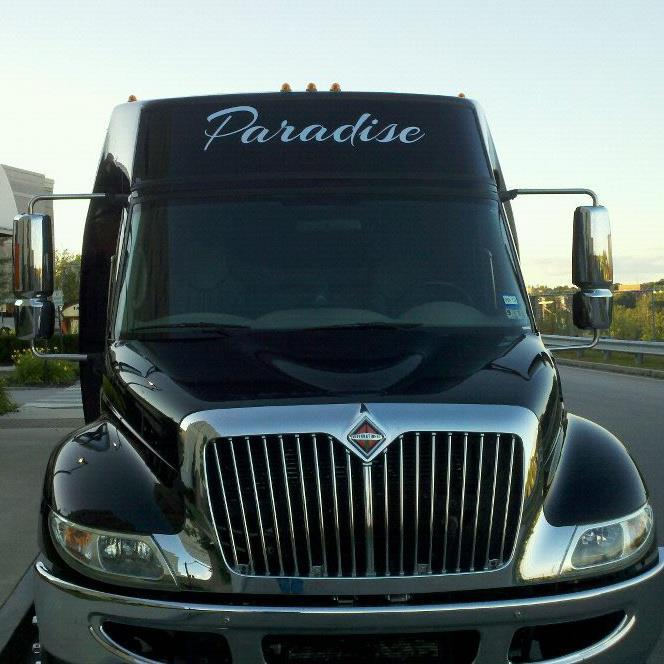 Paradise Custom Coach