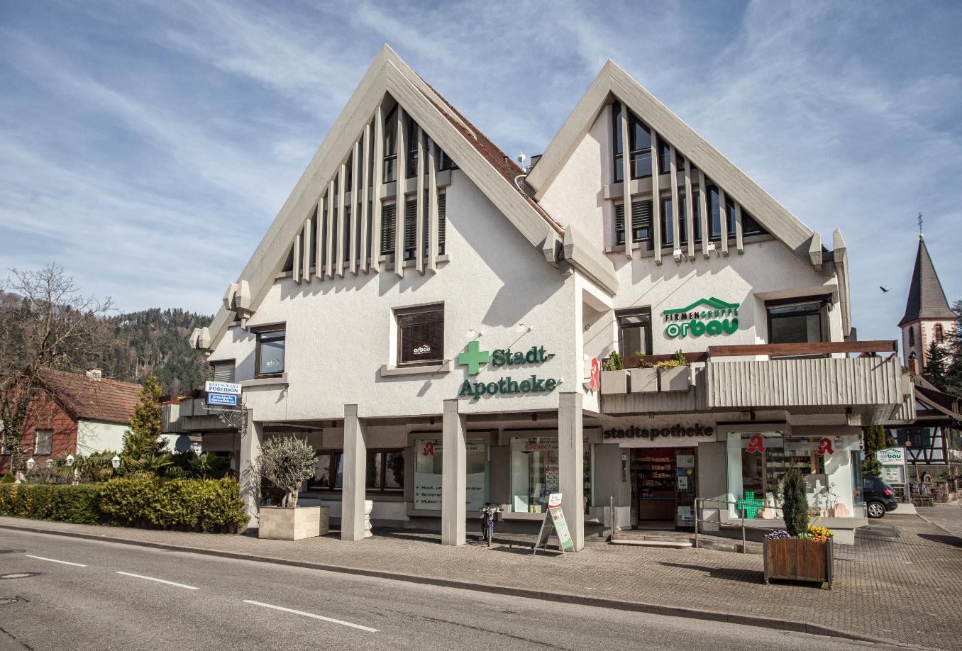 Stadt Apotheke Zell