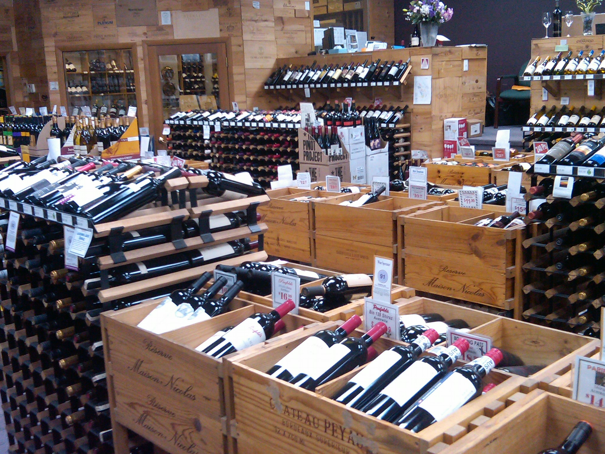Cornwall Wines and Spirits