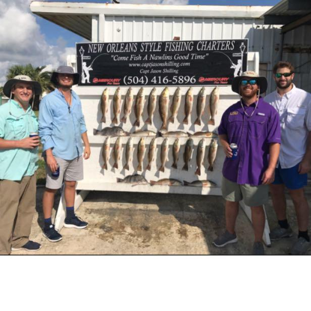 New Orleans Style Fishing Charters LLC image 8