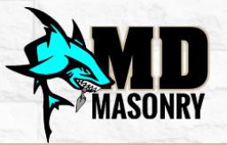 M D Masonry image 0