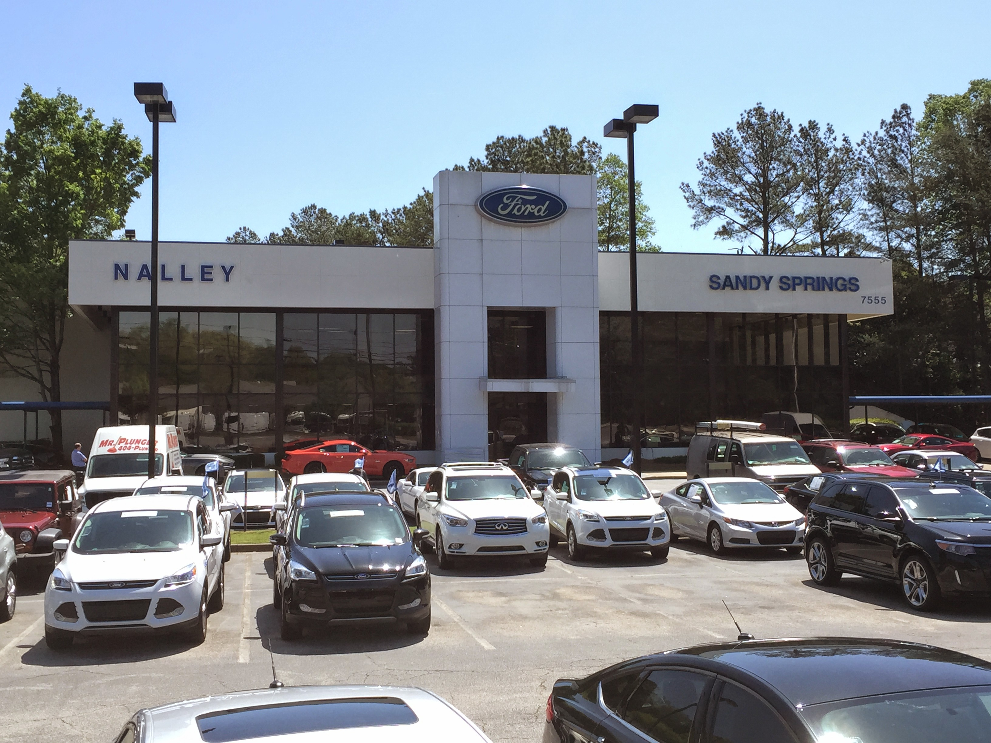 Nalley Ford Sandy Springs