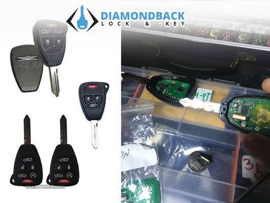 Diamondback Lock and Key image 16