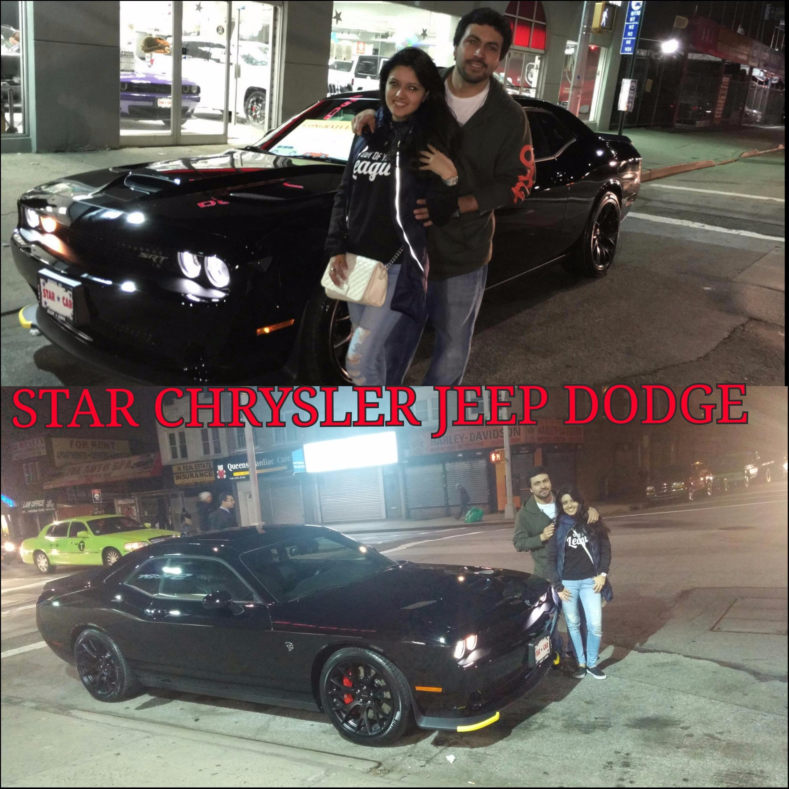 Star Chrysler Jeep Dodge Ram At 211-10 Jamaica Avenue