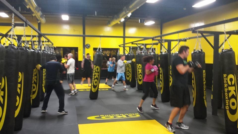CKO Kickboxing image 4
