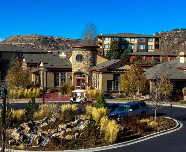 Echo Ridge at Metzler Ranch Apartments