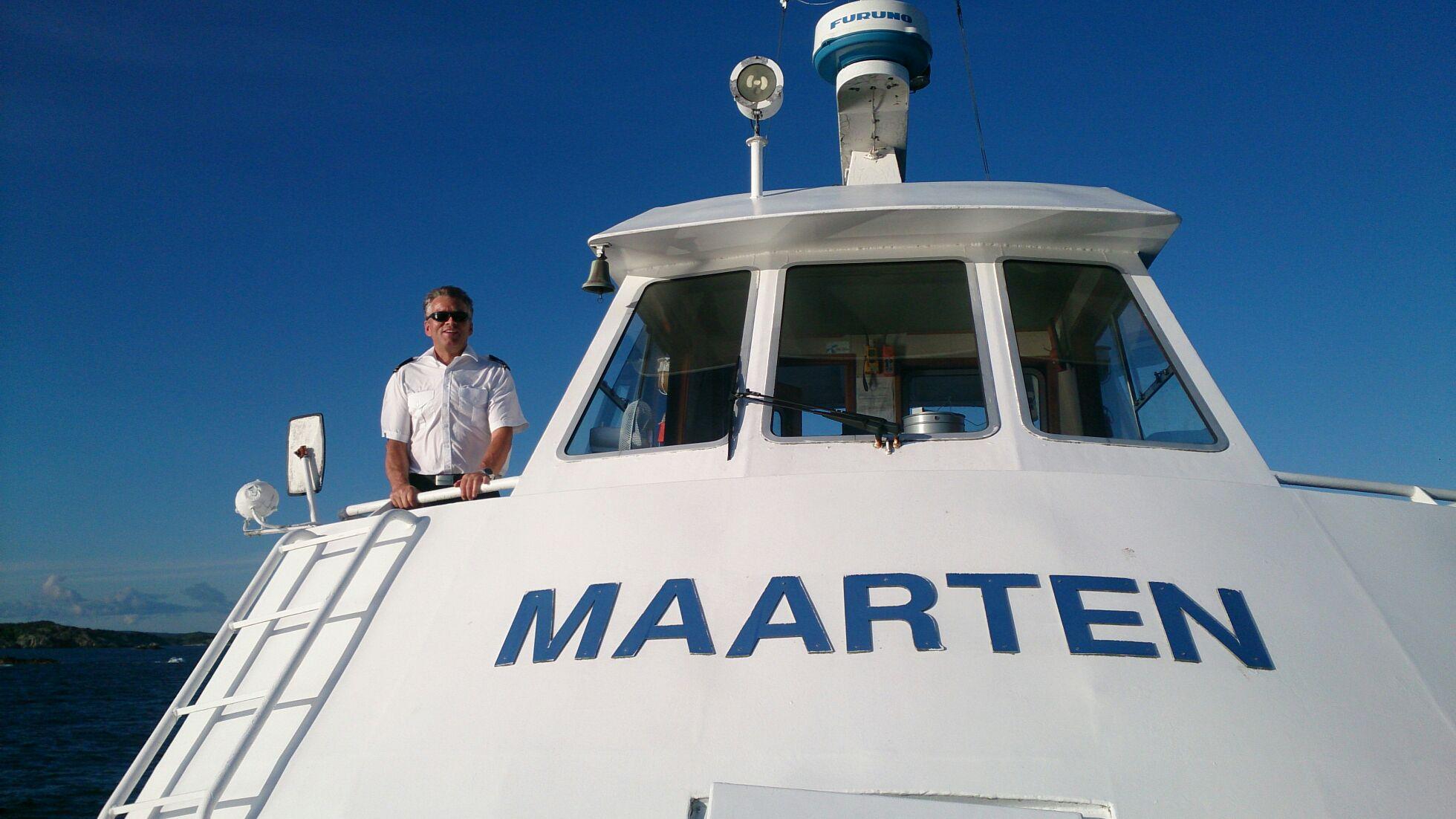 M/S Maarten AS