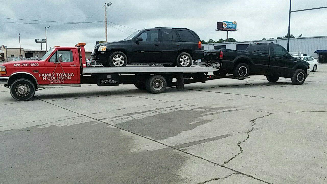 Family Towing N Collision image 5