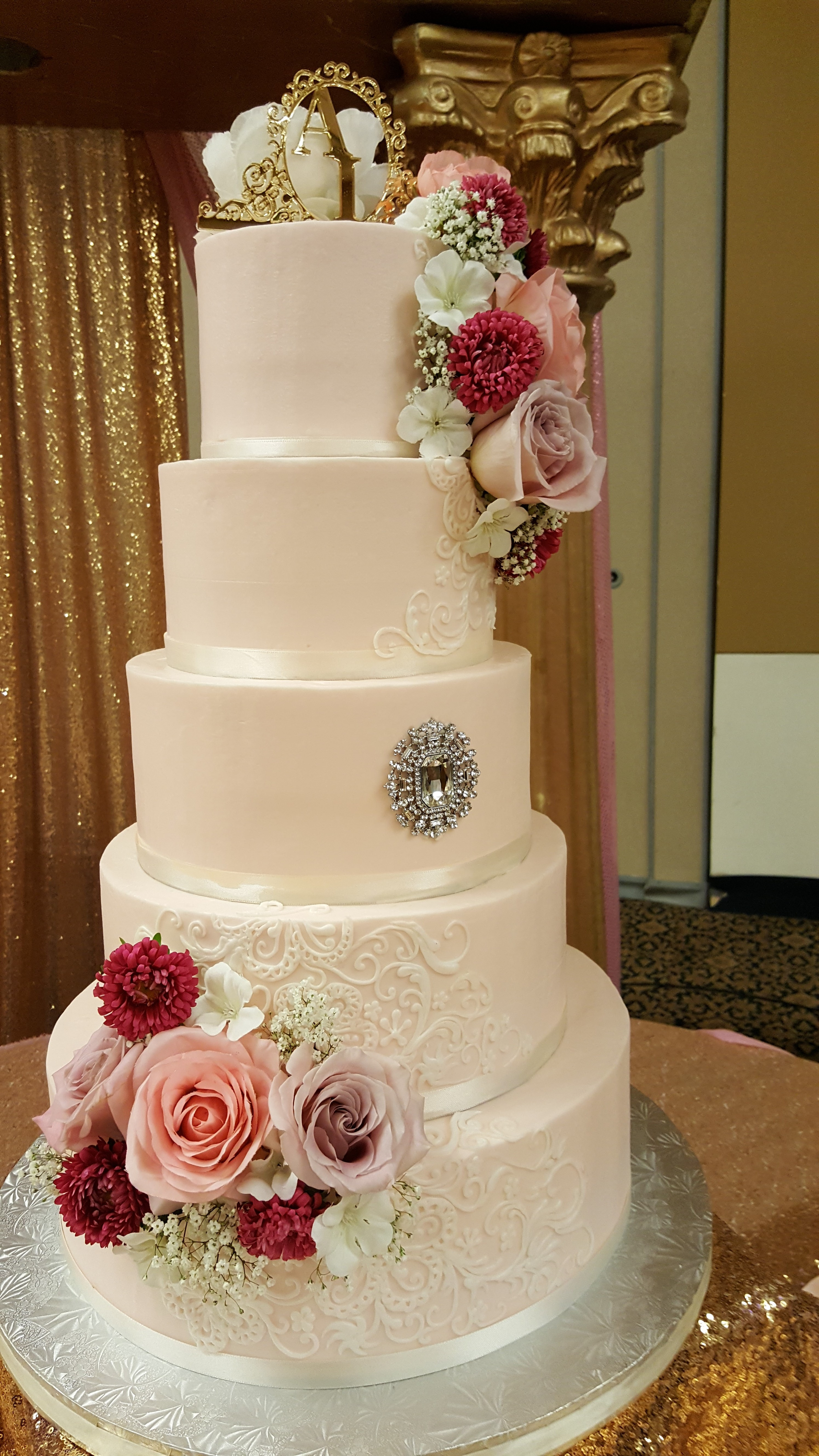 Wedding Cakes by Tammy Allen image 18
