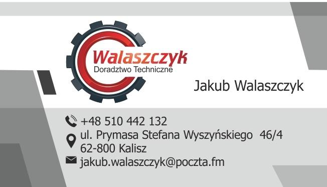 Jakub Walaszczyk Rzeczoznawca samochodowy. Doradztwo Techniczne