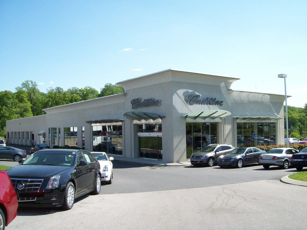 Hill Cadillac En Newtown Square Pa Mecanicos