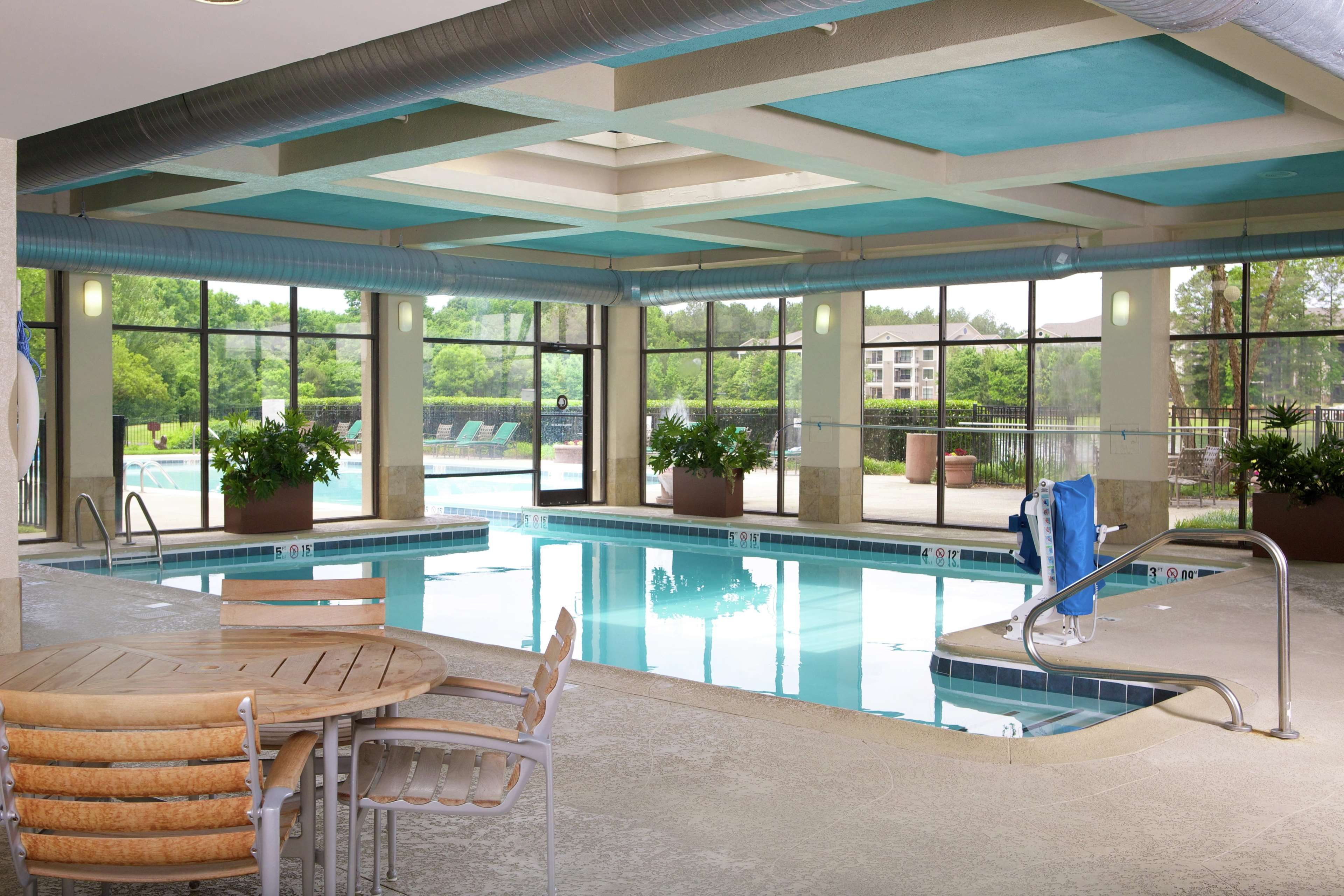 DoubleTree Suites by Hilton Hotel Raleigh - Durham