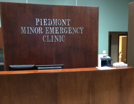 Piedmont Minor Emergency Clinic
