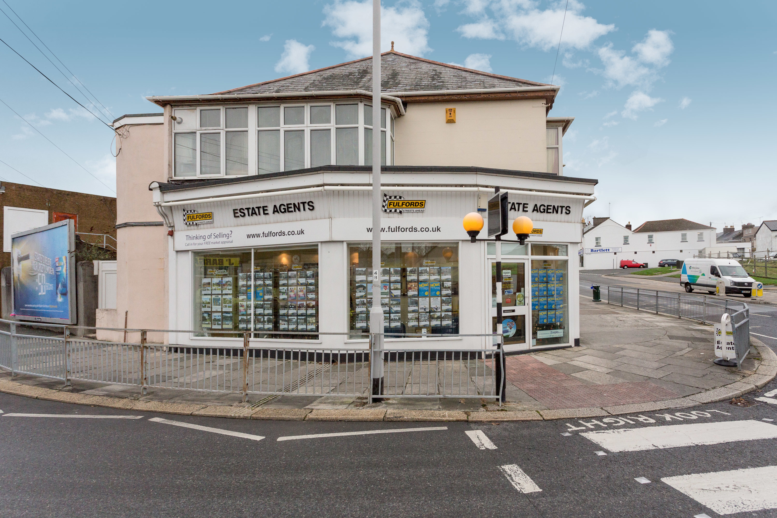Fulfords Estate Agents In Plymouth Pl5 1nd 192 Com