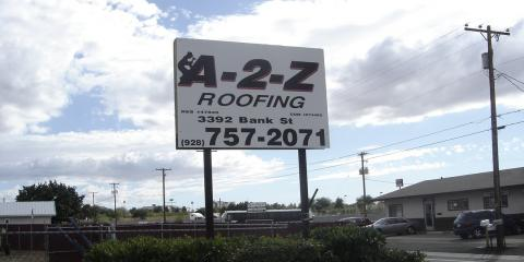 A-2-Z Roofing & Siding Co