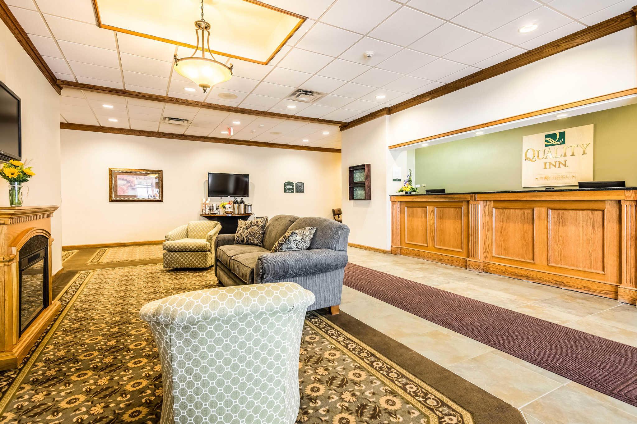Quality Inn near Finger Lakes and Seneca Falls image 0
