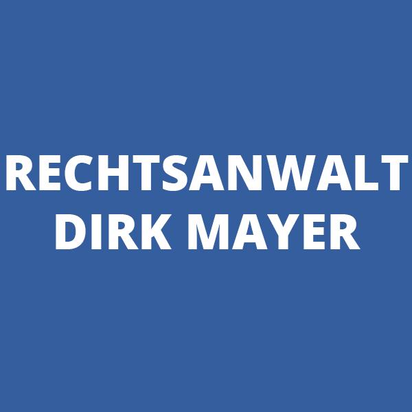 Logo von Anwalt Dirk Mayer