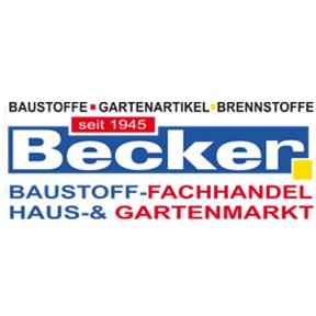 Logo von Fritz Becker GmbH Bau- und Brennstoffe