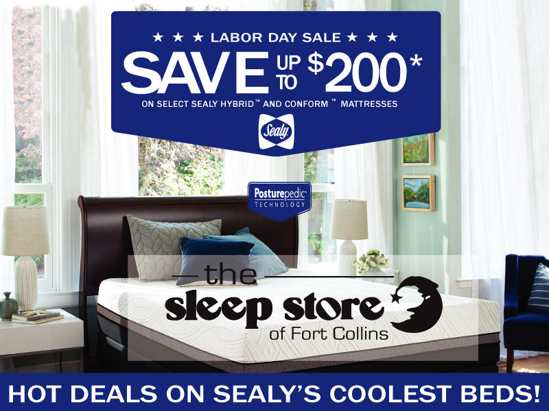 The Sleep Store Of Fort Collins 3500 South College Ave Fort Collins