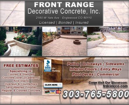 Front Range Decorative Concrete, Inc image 0