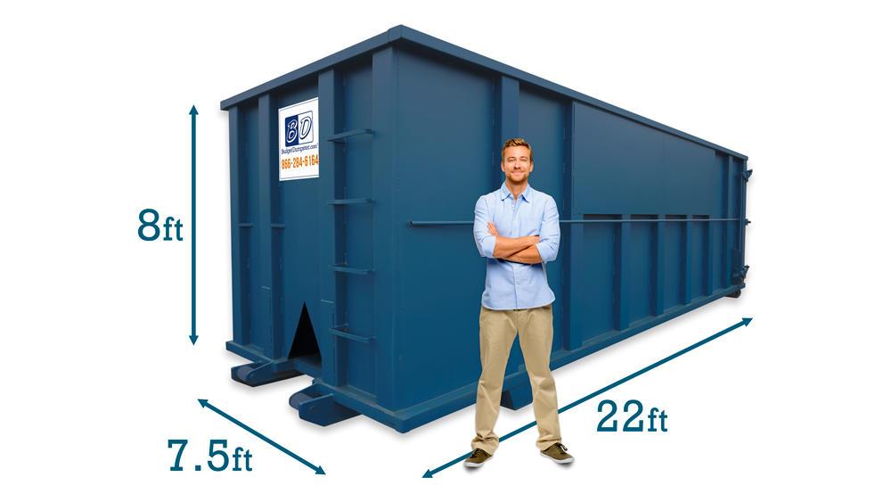 Budget Dumpster Rental image 10