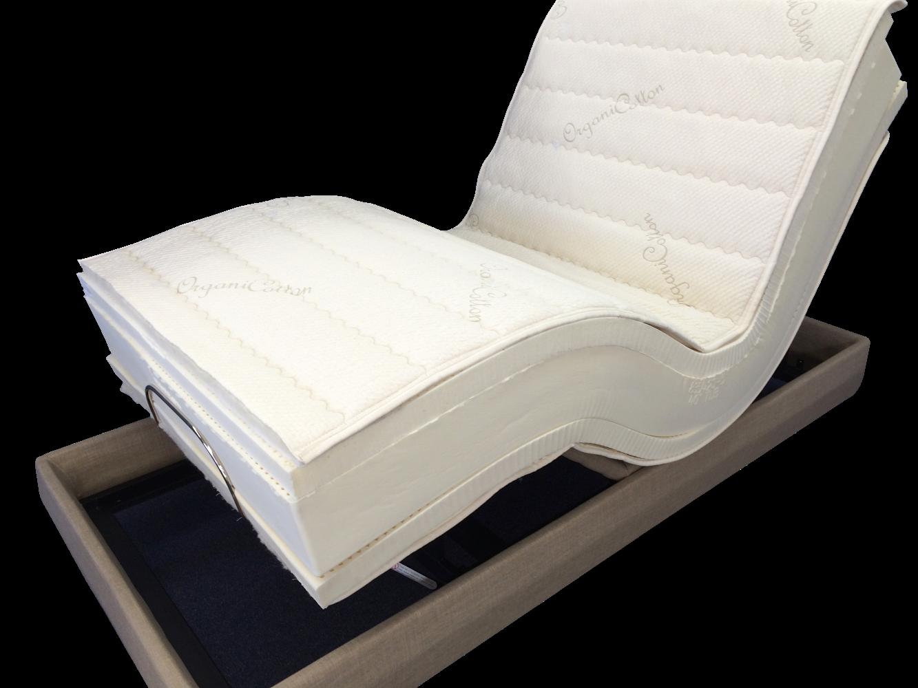 LA Latex Mattress Los Angeles Phoenix AZ Natural Adjustable Beds image 15